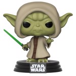 Star Wars - Battlefront - Hooded Yoda Pop! Vinyl Figure - Packshot 1