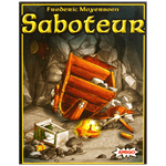 Saboteur - Card Game - Packshot 1