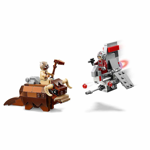 Star Wars - LEGO T-16 Skyhopper vs Bantha Microfighters - Packshot 4