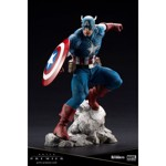 Marvel - Super Soldier Captain America ARTFX Premier series Statue - Packshot 3