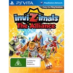 Invizimals: The Alliance - Packshot 1