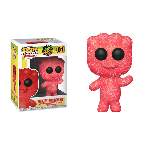 Sour Patch Kids - Red Pop! Vinyl Figure - Packshot 1