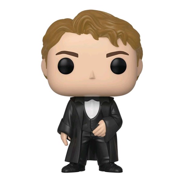 Harry Potter - Cedric Diggory Yule Ball Pop! Vinyl Figure - Packshot 1