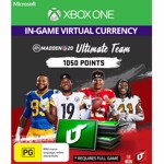 Madden NFL 20: 1050 Madden Ultimate Team Points - Packshot 1