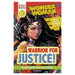 DC Comics - Wonder Woman : Warrior for Justice! - Packshot 1