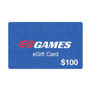 $100 EB Games Gift Card - Gift Cards