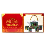 Disney - Mulan - Teapot and Tea Cup Set - Packshot 2
