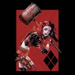 DC Comics - Harley With Mallet T-Shirt - S - Packshot 2