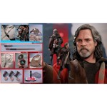 "Star Wars - Luke Skywalker Deluxe Episode VIII The Last Jedi 12"" 1/6 Scale Action Figure - Packshot 6"