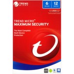 Trend Micro Maximum Security 2017 - 12 Months, 2 Device PC Add-On (for PC, Mac, Android or iOS devices) - Packshot 1