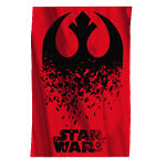 Star Wars - Episode VIII - Resistance Flag - Packshot 1