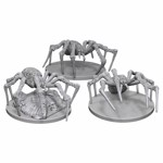 Dungeons & Dragons - Nolzur's Marvelous Miniatures - Spiders - Packshot 1