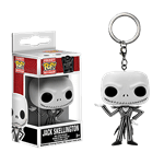 Disney - The Nightmare Before Christmas - Jack Skellington Pocket Pop! Keychain - Packshot 1