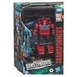Transformers - Earthrise War for Cybertron Deluxe Cliff Jumper Action Figure - Packshot 3