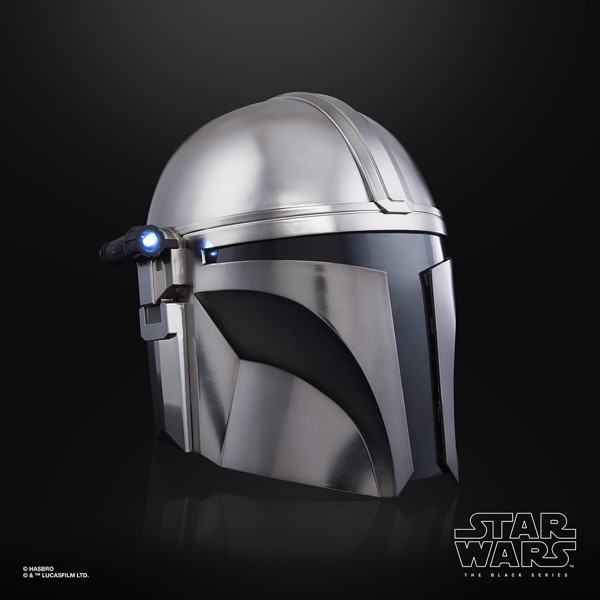 Star Wars - The Black Series The Mandalorian Premium Electronic Helmet - Packshot 2