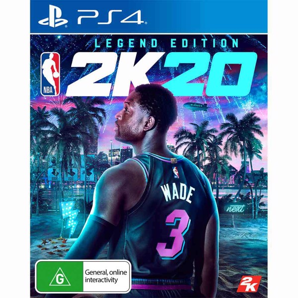 NBA 2K20 Legend Edition - Packshot 1