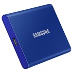 Samsung Portable SSD T7 500GB Solid State Drive - Packshot 5