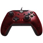 Xbox One Wired Controller - Red - Packshot 2
