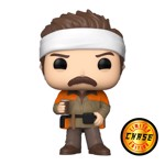 Parks and Recreation - Hunter Ron Pop! Vinyl Figure - Packshot 2
