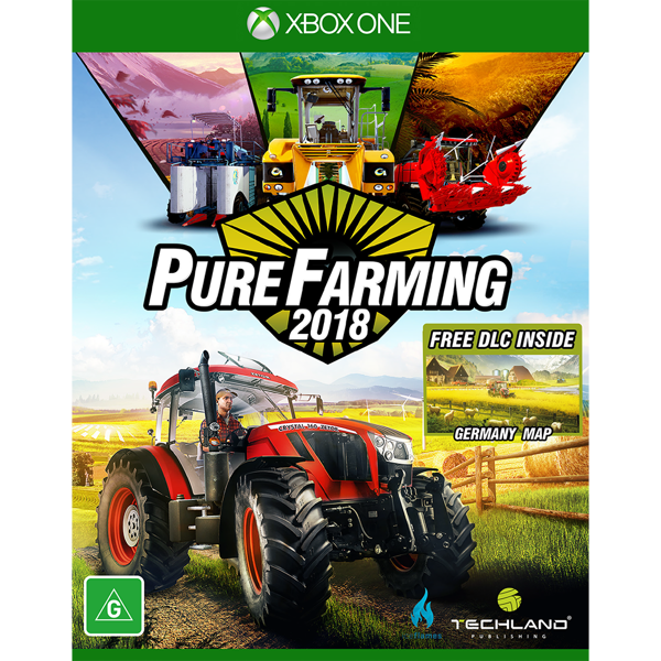 Pure Farming 2018 - Packshot 1