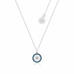 Disney - Frozen 2 Disney Couture Snowflake December Blue Topaz Birthstone Necklace - Packshot 1