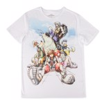Kingdom Hearts III - Group T-Shirt - Packshot 1