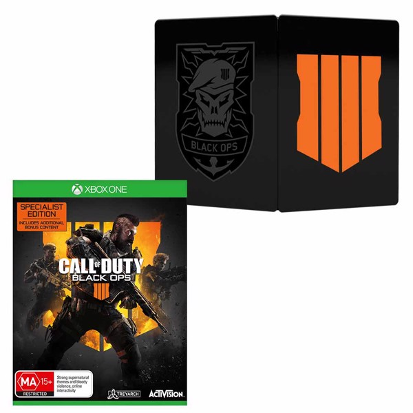 Call of Duty: Black Ops 4 Specialist Edition - Packshot 1