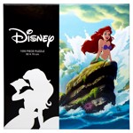 Disney - The Little Mermaid 1000-Piece Puzzle - Packshot 2