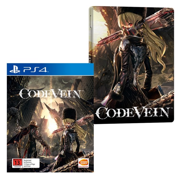 Code Vein Day One Edition - Packshot 1