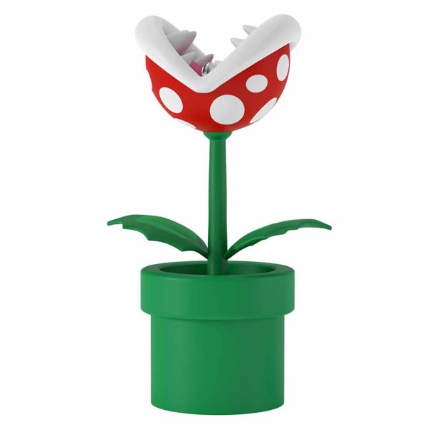 Nintendo - Super Mario - Piranha Plant Hallmark Keepsake Ornament - Packshot 1