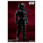 Star Wars - Rogue One - TIE Fighter Pilot 1/6 Scale Action Figure - Packshot 2