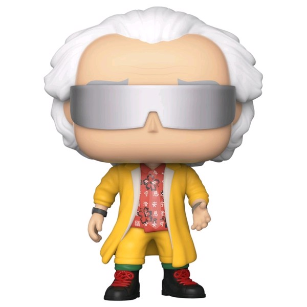 Back to the Future - Doc in 2015 Pop! Vinyl Figure - Packshot 1