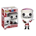 Nightmare Before Christmas Santa Jack Skellington Pop! Vinyl Figurine - Packshot 1