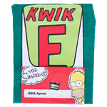 The Simpsons - Kwik-E-Mart Apron - Packshot 1