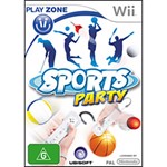 Sports Party - Packshot 1