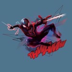 Marvel - Spider-Man Thwamm T-Shirt - XXL - Packshot 2