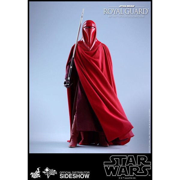 Star Wars - Royal Guard Hot Toys 1/6 Scale Figure - Packshot 4