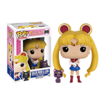 Sailor Moon - Sailor Moon and Luna Pop! Vinyl Figure - Packshot 1