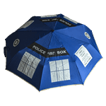 Doctor Who - TARDIS Folding Umbrella - Packshot 1