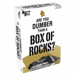 Are You Dumber Than a Box of Rocks? Card Game - Packshot 1