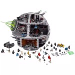 LEGO® - Star Wars - Death Star Space Station Building Kit with Star Wars Minifigures - Packshot 1