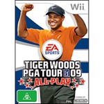 Tiger Woods PGA Tour 09 All-Play - Packshot 1