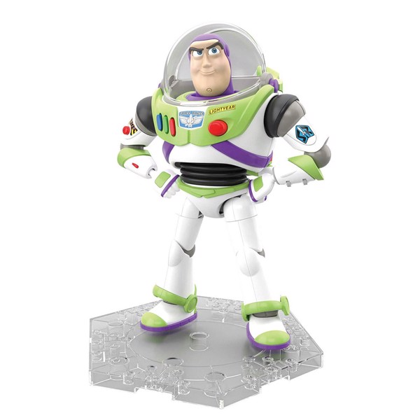 Disney - Pixar - Toy Story - Buzz Lightyear Cinema-rise Standard Model Kit - Packshot 1