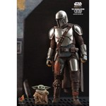 Star Wars: The Mandalorian & The Child Deluxe 1/6 Scale Action Figure - Packshot 3