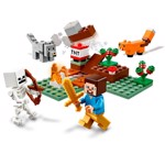 Minecraft - LEGO The Taiga Adventure - Packshot 4