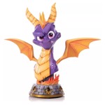 "Spyro the Dragon Grand-Scale 15"" Resin Bust - Packshot 1"