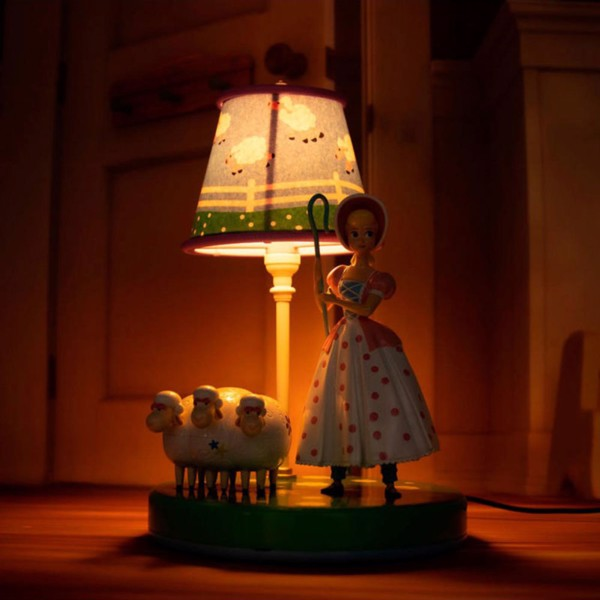 Disney - Toy Story - Bo Peep Lamp - Packshot 3