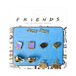 Friends - 5 Pack Earrings - Packshot 1