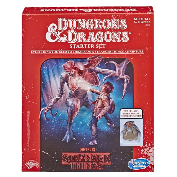 Stranger Things - Dungeons and Dragons Starter Set - Packshot 1