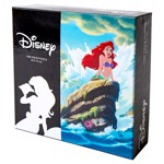 Disney - The Little Mermaid 1000-Piece Puzzle - Packshot 1